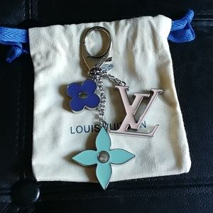 Louis Vuitton keychain or Keyholder.